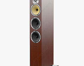 Bowers and Wilkins CM 9 Wenge 3D