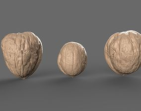 Walnuts 3D Scan