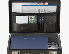 3D Business Suitcase