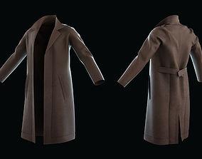 3D model Cloth set for Marvelous Designer