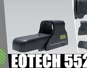 3D model eotech552