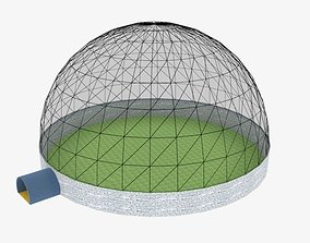 3D model Bio-sphere