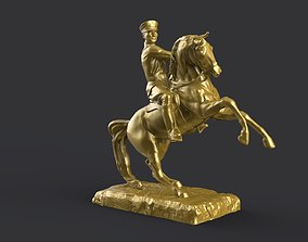 3D print model Gazi Mustafa Kemal Ataturk kemal