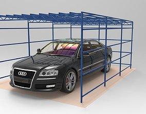 3D model Garage lite