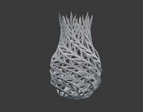 Modern Vase abstract 3D printable model