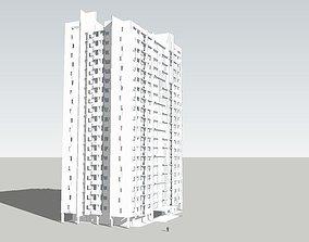 3D model Alsut Tower