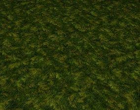 ground grass tile 39 3D model