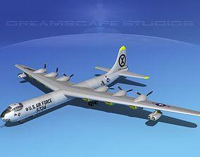 3D Convair B-36D Peacemaker V03