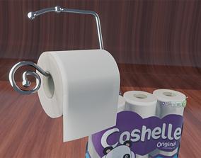 3D Toilet Rolls