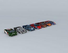 lamborgini coleccion 2 3D model