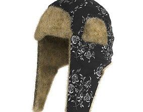 Women s Winter Hat 3D