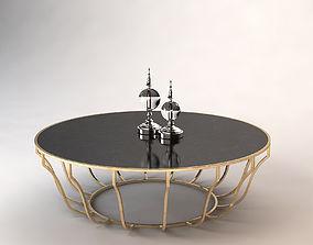 3D Jules Baxter Table 120