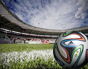 Ball of the World Cup 3D