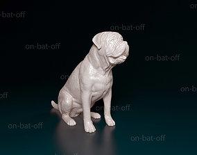 3D print model Bullmastiff
