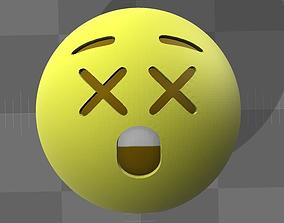 3D print model emoji Emoji