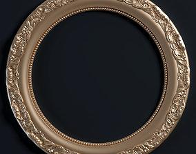 Frame for mirror 3D print model