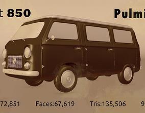 3D Fiat 850