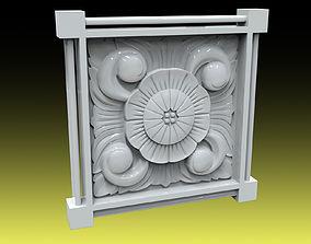 3D print model Rozette 031