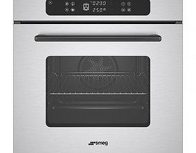 Smeg Newson oven 3D