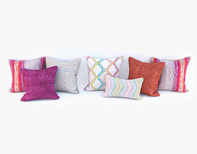 Pillows 3D furniture