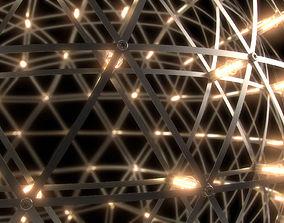 3D model Raimond Lamp - Moooi