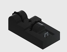 3D print model Piper Seneca style Trimmer and Fuel