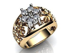 3D Ring BK293