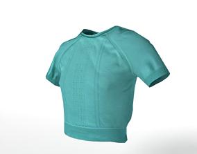 1960s Shirt 3D model