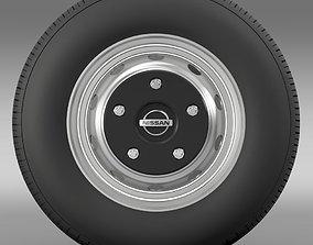 3D model Nissan Cabstar wheel