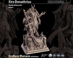 3D printable model Sire Denathrius