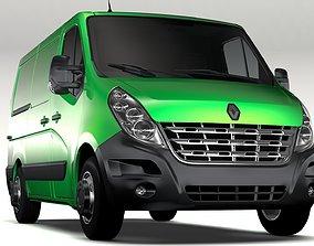 Renault Mater L1H1 Van 2010 3D