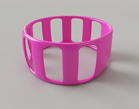 3D printable model Bangle Windows