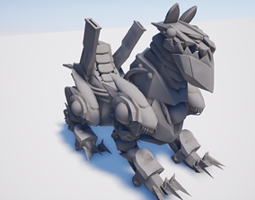Ragnarok M 3D printable model games