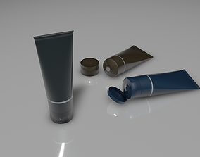 3D model Ointment Box