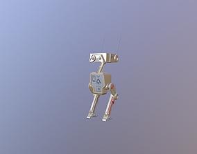 3D asset BD-1 Droid Star Wars