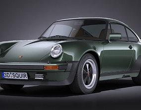 Porsche 911 930 Turbo 1975 VRAY 3D
