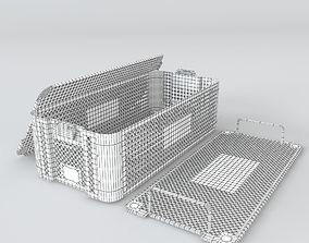 medicali instruments container 3D