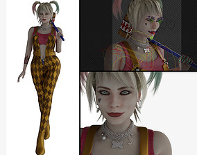 Harley Quinn - Bird Of Prey 3D