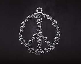 Pacific Peace Pendants 3D print model