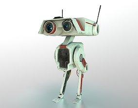 Droid DB-1 3D model