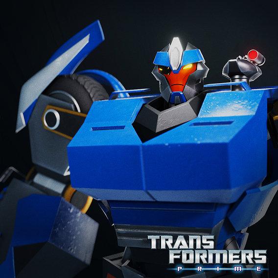 Breakdown / Transformers Prime