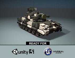 3D asset 2K22 Tunguska - Russian SAM