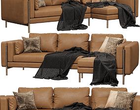 Cantori SHANGHAI sofa 3D model