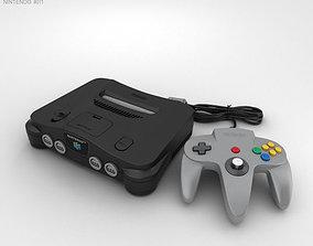gamepad 3D Nintendo 64