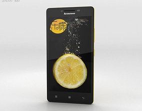 3D Lenovo K3 Yellow
