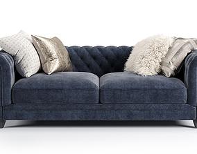 Patterson III Sofa 3D