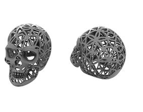 lamp skull vvv print 3D printable model