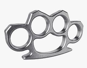 knuckles 3D Brass Knuckles