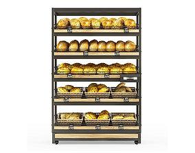 Bread Rack 3D