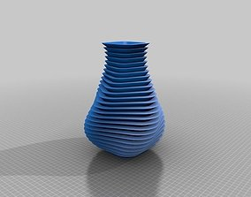 3D printable model Arrayed Vase